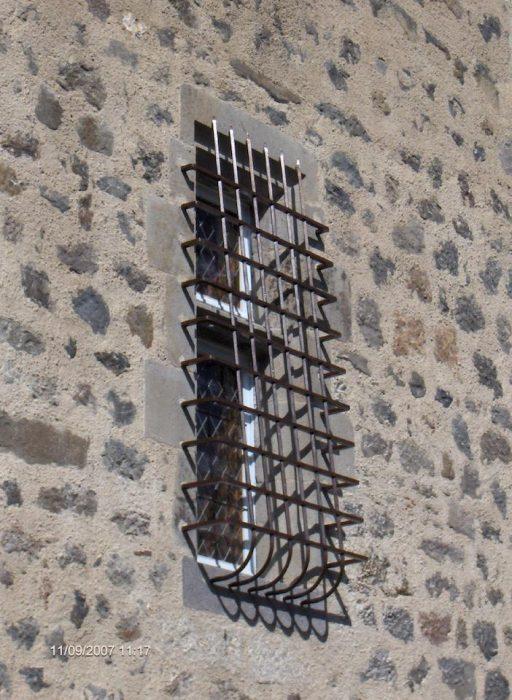 grille forgée sur-mesure